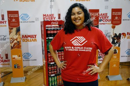 Courtney Vance, Tatiana Aguilar. The Make Every Sip Count campaign will raise up to $1 million for Boys & Girls Clubs of America to provide a safe, positive and engaging environment for teens like Tatiana Aguilar, a high school senior in Charlotte, N.C. on in Charlotte, N.C