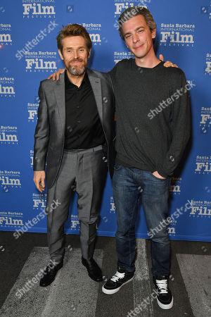 Editorial photo of 2018 Cinema Vanguard Award, Arrivals, 33rd Santa Barbara International Film Festival, USA - 01 Feb 2018
