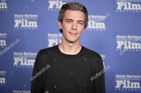 Editorial picture of 2018 International Film Festival - Cinema Vanguard Award, Santa Barbara, USA - 01 Feb 2018