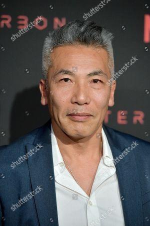 Stock Picture of Hiro Kanagawa