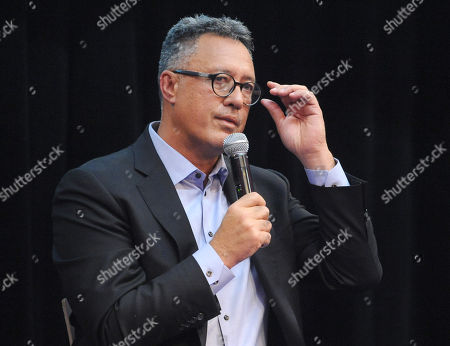 Stock Picture of Ron Darling