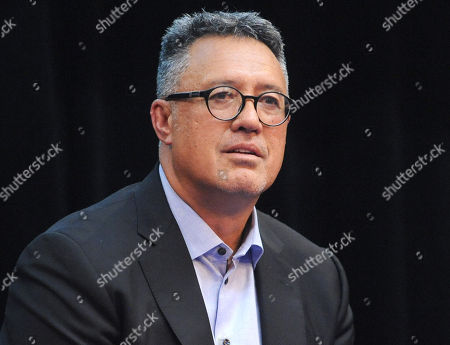 Editorial picture of 'A Conversation with Ron Darling' event, New York, USA - 24 Jan 2018