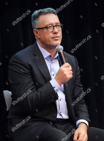 Stock Image of Ron Darling