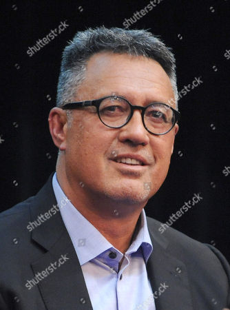 Stock Photo of Ron Darling