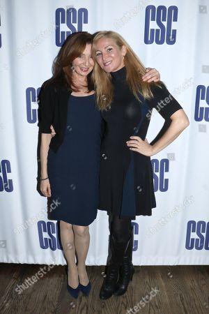 Donna Murphy and Jennifer Westfeldt