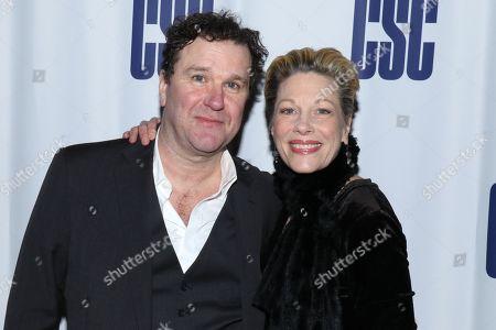 Douglas Hodge and Marin Mazzie