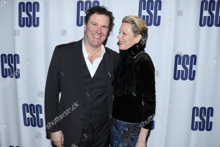Stock Picture of Douglas Hodge and Marin Mazzie