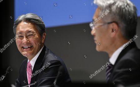 Kenichiro Yoshida and Kazuo Hirai
