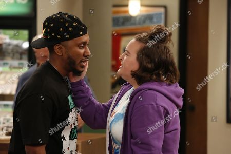 Stock Image of Chris Redd, Betsy Sodaro