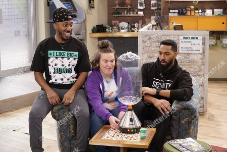 Stock Picture of Chris Redd, Betsy Sodaro, Tone Bell