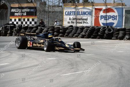 Ronnie Peterson John Player Team Lotus