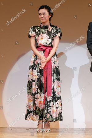 Japanese actress Ko Shibasaki