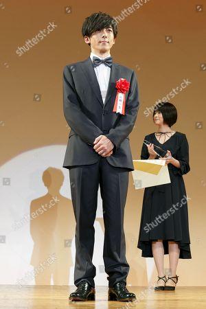 Japanese actor Issei Takahashi