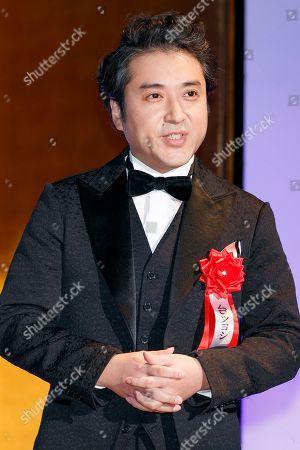 Stock Picture of Japanese actor Tsuyoshi Muro