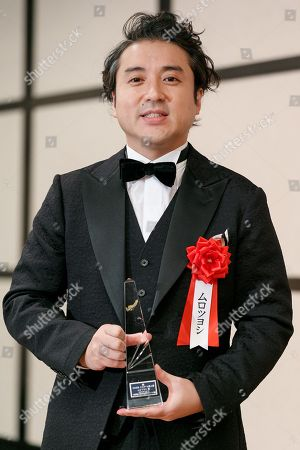 Editorial image of Elan d'Or Award Ceremony, Tokyo, Japan - 01 Feb 2018