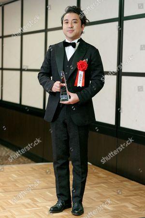 Japanese actor Tsuyoshi Muro