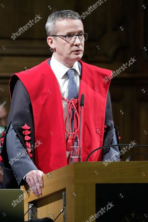 Luc Sels - rector