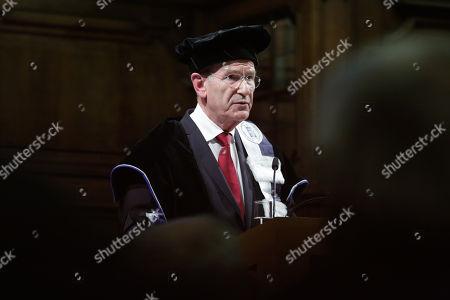 Stock Picture of Alim-Louis Benabid