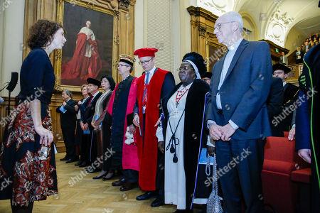 Alim Louis Benabidand, Thomas Ebbesen and Luc Sels and Rosemary Nyirumbe