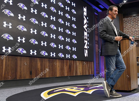 Editorial image of Ravens Bisciotti Football, Owings Mills, USA - 02 Feb 2018