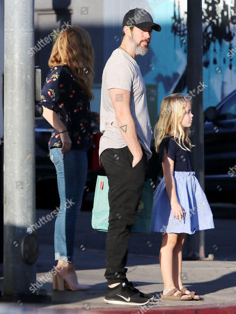 Editorial photo of Amy Adams and Darren Le Gallo out and about, Los Angeles, USA - 02 Feb 2018