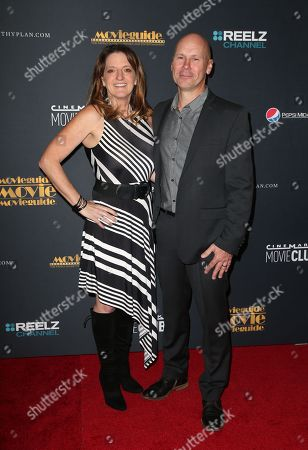 Editorial image of 26th Annual Movieguide Awards, Arrivals, Los Angeles, USA - 02 Feb 2018