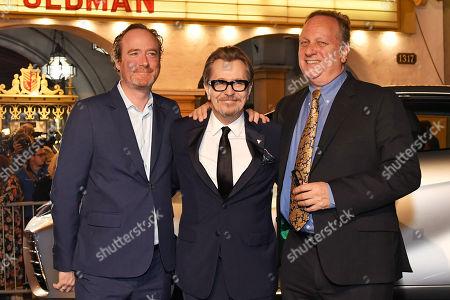 Jim Osborne, Gary Oldman and Douglas Urbanski