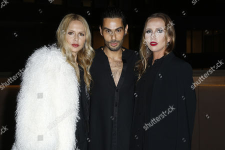 Editorial picture of Celebration of The Glam App's Re-launch, West Hollywood, USA - 02 Feb 2018