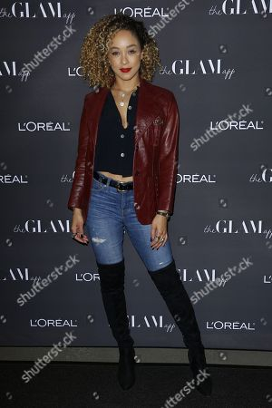 Chaley Rose attends the Celebration of The Glam App's Re-launch at The Jeremy hotel, in West Hollywood, Calif