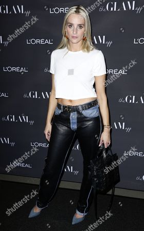 Editorial photo of Celebration of The Glam App's Re-launch, West Hollywood, USA - 02 Feb 2018