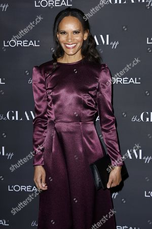 Editorial image of Celebration of The Glam App's Re-launch, West Hollywood, USA - 02 Feb 2018