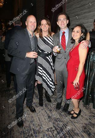 Jenni Magee-Cook, Stewart Cook, Timothy Reckart, Guest