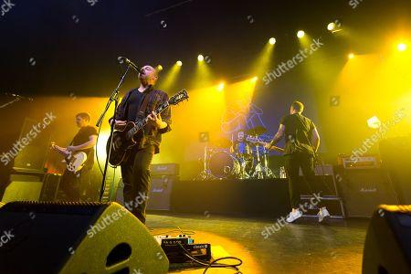 The Menzingers - Greg Barnett, Tom May, Joe Godino, Eric Keen