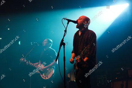 The Menzingers - Greg Barnett, Tom May