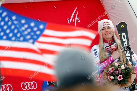 Editorial photo of Alpine Skiing World Cup, Garmisch Partenkirchen, Germany - 03 Feb 2018