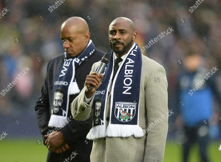 Ex footballer Jason Roberts pays tribute to his uncle Cyrille Regis.