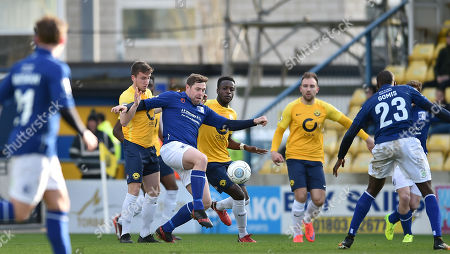 Editorial picture of Torquay United v  Barrow, Torquay, UK - 03 Feb 2018