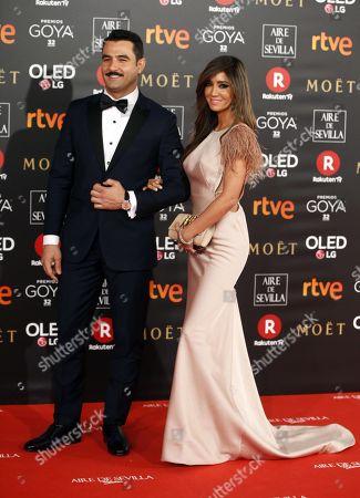 Antonio Velazquez and Marta Gonzalez