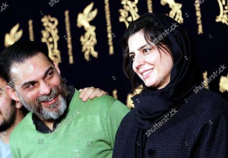 Editorial picture of 36th Fajr Film festival in Tehran, Iran (Islamic Republic Of) - 03 Feb 2018