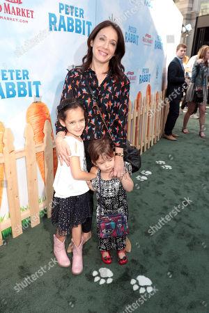 Elliotte Anne Puro, Marla Sokoloff and Olive Mae Puro