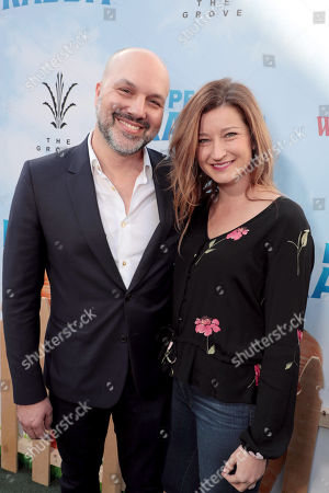 Editorial picture of World film Premiere of Columbia Pictures' 'Peter Rabbit', Los Angeles, CA, USA - 3 Feb 2018