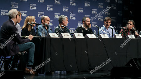 Editorial picture of 33rd Santa Barbara International Film Festival, Producers Panel, USA - 03 Feb 2018