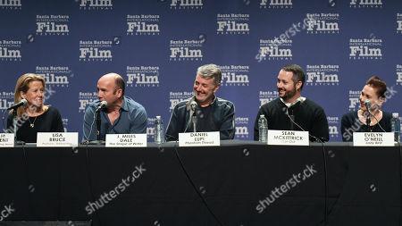 Editorial image of 33rd Santa Barbara International Film Festival, Producers Panel, USA - 03 Feb 2018