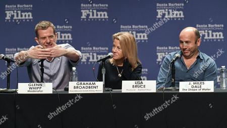 Graham Broadbent, Lisa Bruce and J. Miles Dale