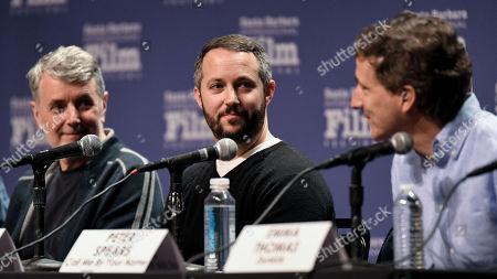 Daniel Lupi, Sean McKittrick and Peter Spears