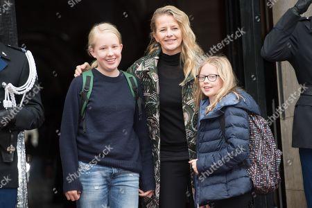 Princess Mabel, Countess Luana and Countess Zaria