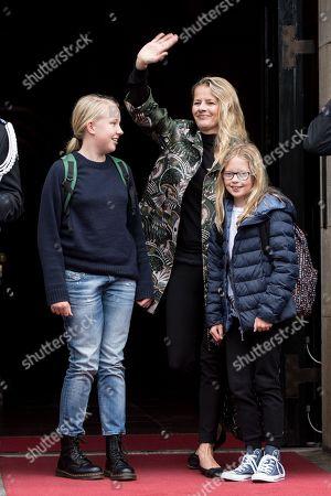 Editorial photo of Princess Beatrix 80th birthday, Royal Palace, Amsterdam, The Netherlands - 03 Feb 2018