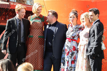 Rose Byrne, Domhnall Gleeson, Elizabeth Debicki, Margot Robbie, Will Gluck
