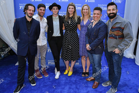 Edgar Wright, Michael H. Weber, Liz Hannah, Emily V. Gordon, Vanessa Taylor, Virgil Williams and Adrian Molina