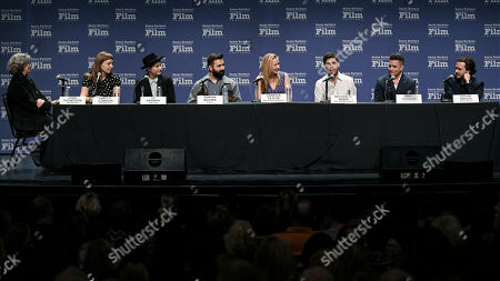 Anne Thompson, Emily V. Gordon, Liz Hannah, Adrian Molina, Vanessa Taylor, Michael H. Weber, Virgil Williams and Edgar Wright